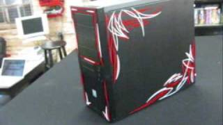 Case Mod_ Von Dutch Pinstriped Computer, www.mnpctech.com