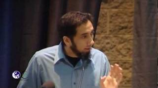 Meeting a Celebrity – FUNNY – Ustadh Nouman Ali Khan