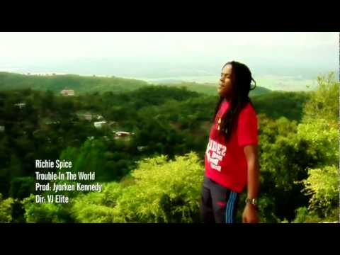 Richie Spice - Trouble in the World | Official Music Video