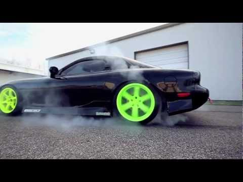 Danny Domenech's FD RX-7