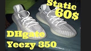 """c3b608518 All clip of 3M Reflective Unboxing Review Adidas Yeezy 350V2 """"static ..."""