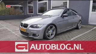Mijn auto: BMW 335i (500 pk) van Jordy