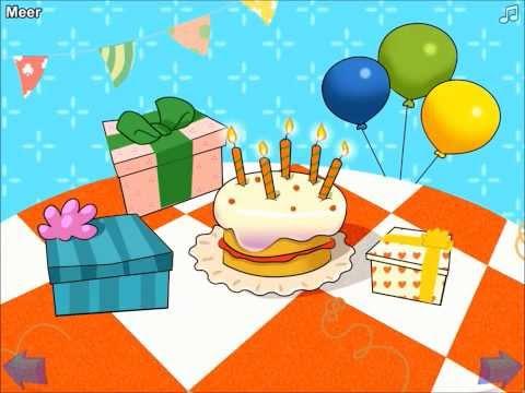 LANG ZAL ZE LEVEN - Verjaardagslied