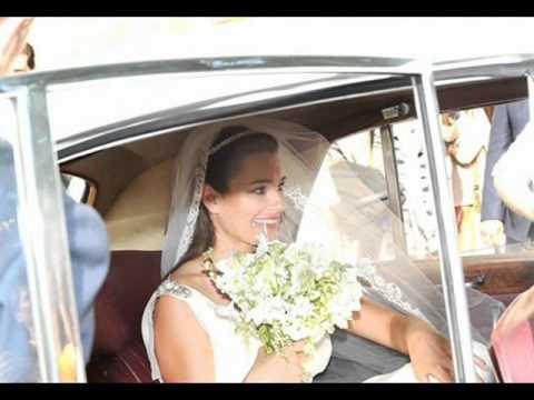 WEDDING PHOTOS Gigi Buffon and Alena Šeredová 16. 06. 2011
