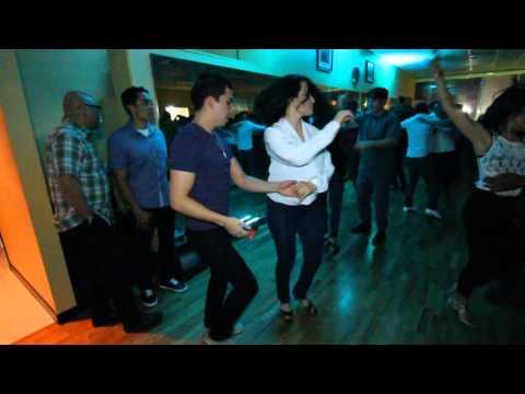 Salrica Salsa Social 03/05 - Oscar y Zyanya