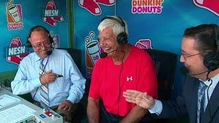 COL@BOS: Yaz talks about Boggs, 2016 Sox team