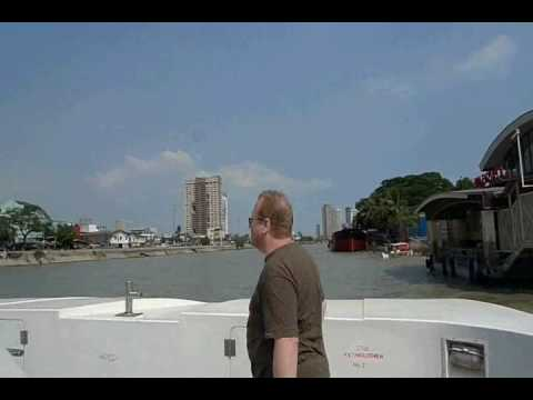 Pasig River Boat Ride