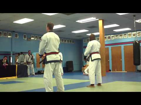 Part 1 Tang Soo Do Mi Guk Kwan 6th Dan Hyung Examination