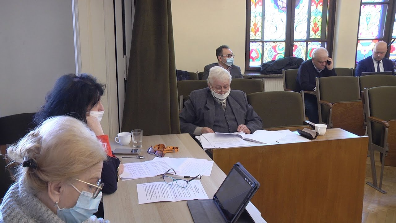 XXXVIII sesja Rady Miejskiej, część II