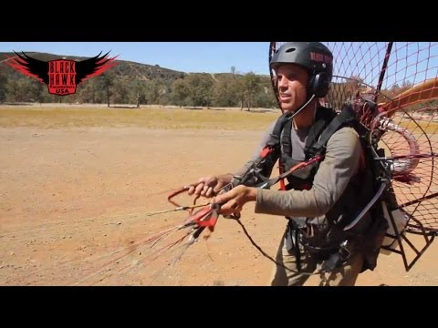 Powered Paragliding Training Experience at The BlackHawk Paramotor Ranch!
