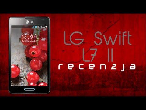 [Mobileo #47] Recenzja LG Swift L7 II   TEST PL