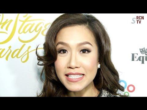 Miss Saigon Rachelle Ann Go Interview