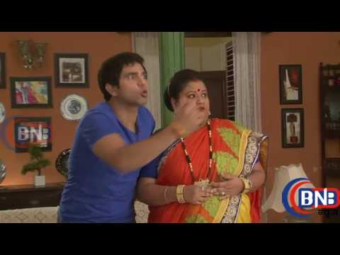 SERIAL MAY I COME IN MADAM RAMVATI AND HER SON BHOPU GOT SHOCKED