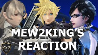 Mew2King and the ENTIRE SMASH DIRECT!