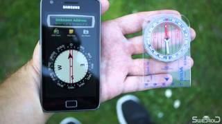 Samsung Galaxy S II 2 - Compass accuracy and precision test