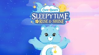 Care Bears: Sleepy Time Rise and Shine (PlayDate Digital) - Best App For Kids