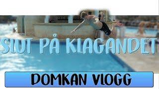SLUT PÅ KLAGANDET | Domkan vlogg