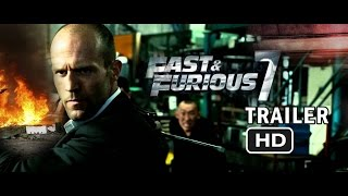 Fast & Furious 7 - First Official TRAILER