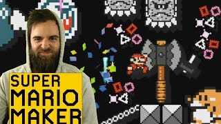 When in Doubt... TALK MAD SH%T // SUPER EXPERT NO SKIP [#44] [SUPER MARIO MAKER]