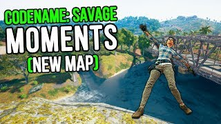 PUBG: Funny & WTF Moments (Codename: Savage Special)