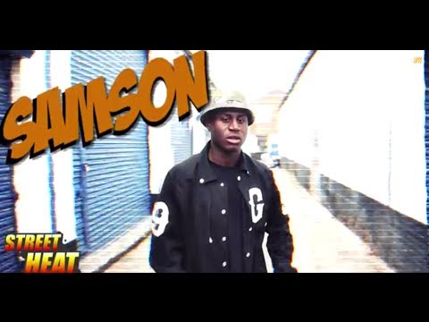 Samson - #StreetHeat Freestyle [@ThisIsSamson] | Link Up TV