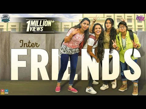 Download Inter Friends || EP 17 || Warangal Vandhana || The Mix By Wirally Mp4 baru