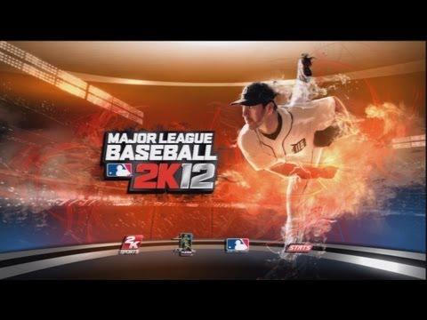 MLB 2k12 Demo Gameplay&Analysis - Texas Rangers vs St. Louis Cardinals
