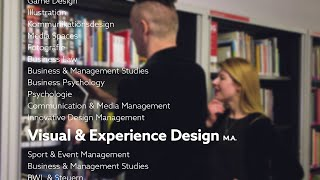 Job Prospects: Visual & Experience Design | Jobperspektive | Job & Karriere | Job & Career