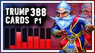 Hearthstone: Trump Cards - 388 - Doing the Millhouse - Part 1