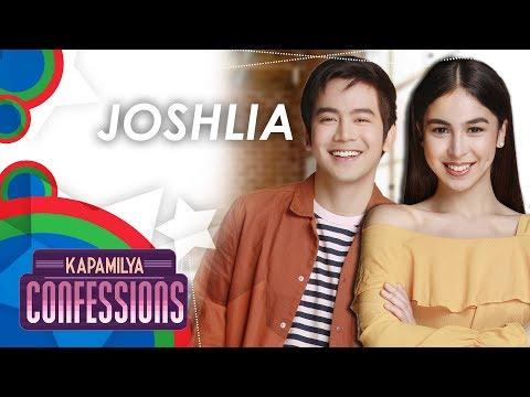 Kapamilya Confessions with Joshua Garcia and Julia Barretto