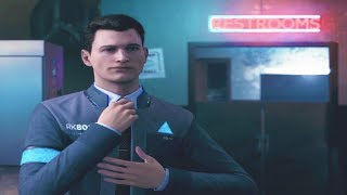 Detroit Become Human - Connor is a Jerk