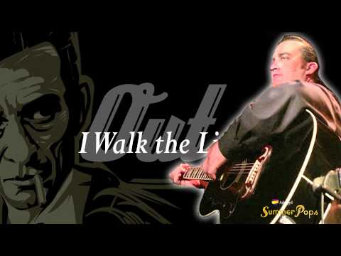 Coming Up at Summer Pops 2014: Cash'd Out - A Tribute to Johnny Cash