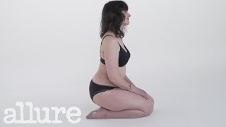 This Mom Refuses to Erase Her Post-Pregnancy Body | Dispelling Beauty Myths | Allure