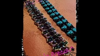"DIY Video Tutorial: Bracciale "" Precious""  ^_^"