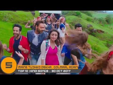 Top 10 Songs of the Week 30 Oct 2017 – Bollywood Hindi song | Weekly Top 10