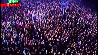 Hridoy Khan Live concert 2015 Chaina meye tumi