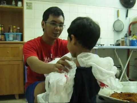 Video Ucapan Raya 2012 Daripada Lelaki Melayu Terakhir