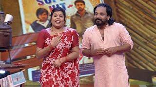 Thakarppan Comedy l Drama practice in the tea shop..!  l Mazhavil Manorama