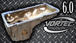 Silverado 2500HD Vortec 6.0 Oil Pan Gasket Replacement