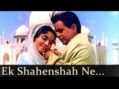 Ek Shahenshah Ha Ne Banwa Ke Haseen Taj Mahal from Leader