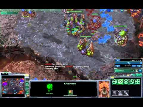 Starcraft 2 - 2v2 Cheese to #1 Masters