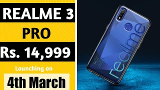 Realme 3 Pro & Realme 3 price & Launch date in India | Specification | Redmi note 7 vs Realme 3.