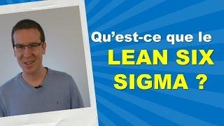 # 1 Lean 6 Sigma - définition Lean six sigma ?