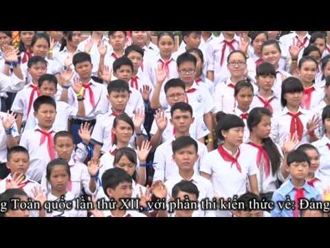Trại hè thiếu nhi năm 2015 Khu vực Tây nguyên và duyên hải miền Trung