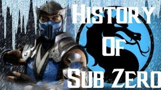 History Of Sub Zero Mortal Kombat 11 (REMASTERED)