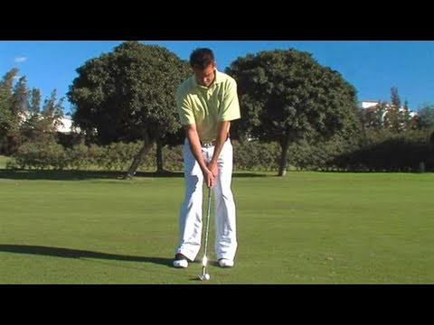 How To Position Your Shot For A 50 Yard Pitch