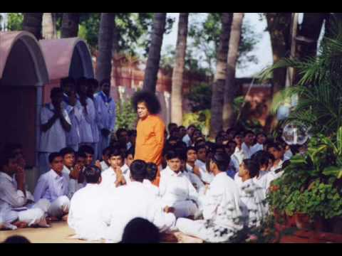 Bhagawan Sri Sathya Sai Baba Suprabhatam