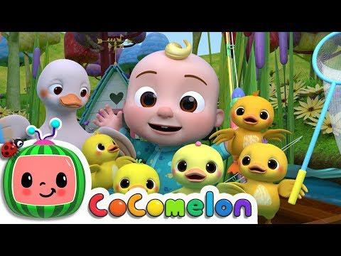 Five Little Ducks 2 | Cocomelon (ABCkidTV) Nursery Rhymes & Kids Songs