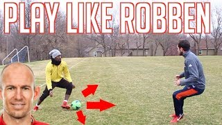 PLAY LIKE ROBBEN  THE ULTIMATE WINGER TUTORIAL   F