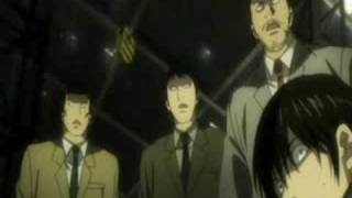 Kira's evil laugh (dub in Jap / Fr / Eng)